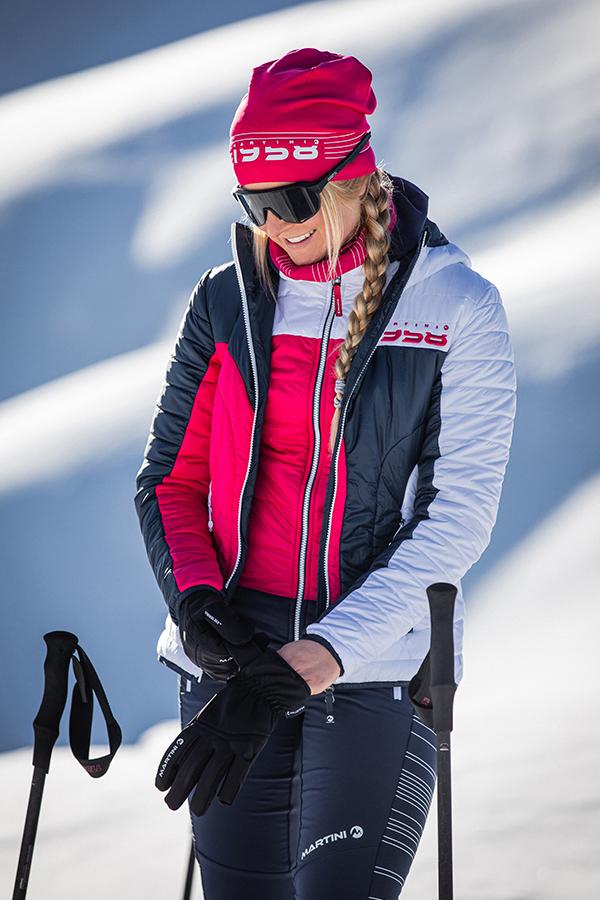 Martini Primaloft Jacke Handschuhe Powerstretch Skitouren
