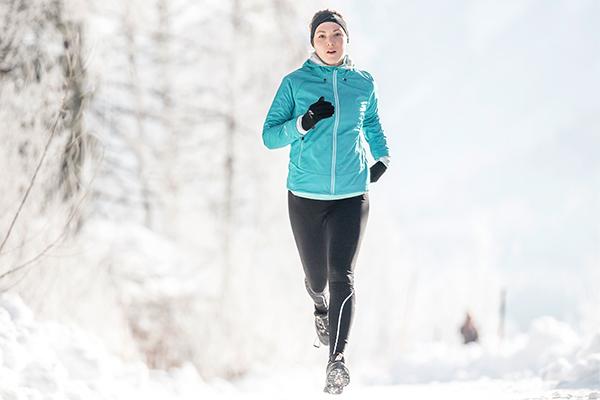 Winter Running Schnee Damen Tight Laufschuh Pro Touch