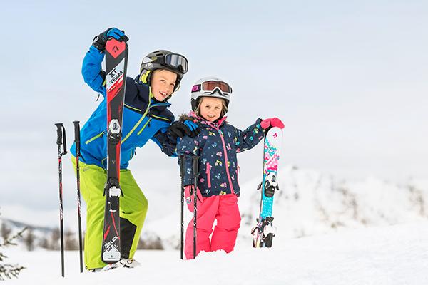 Kinder Ski Mitwachsski