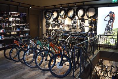 Bike Zubehör Fahrrad Radfahren Citybike Mountainbike Kinderrad Genesis KTM Conway